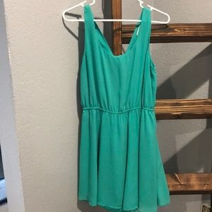 Dress with cute back detail
